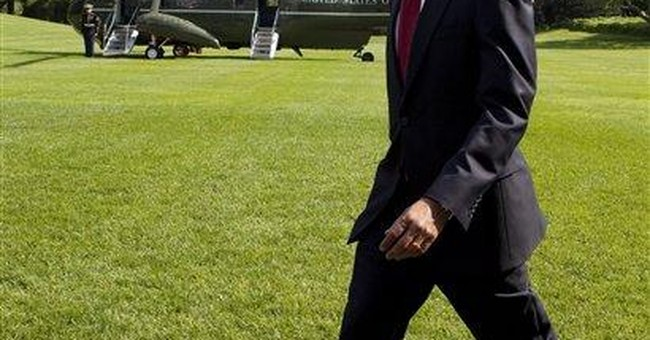 Obama Offers Security at the Expense of Liberty