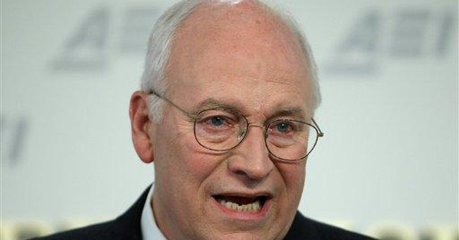 Cheney Shows the Way