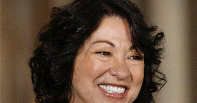 Apply a Litmus Test to Sotomayor