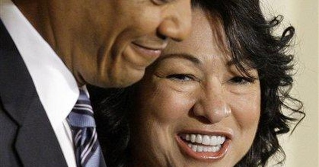 Some Key Questions for Sonia Sotomayor