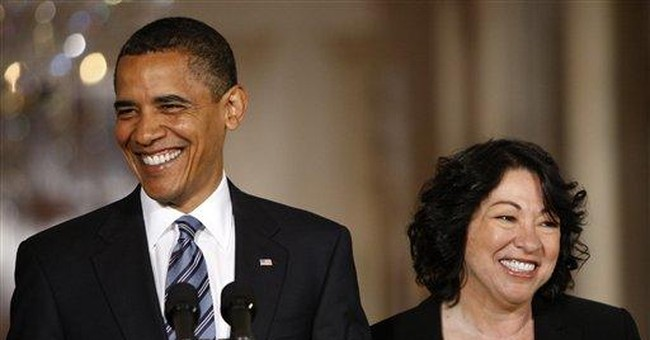 Sotomayor, Reverse Empathy and the Rule of Law