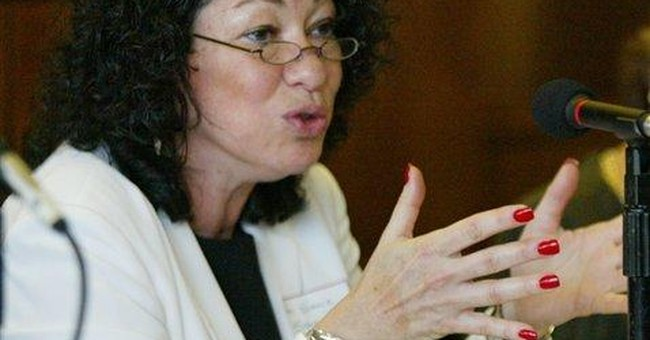 Opposing Sotomayor is the Right's Thing to Do