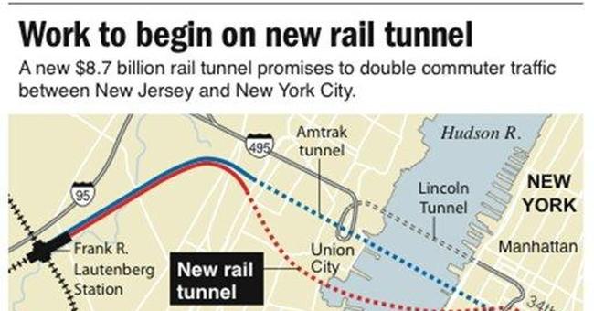 NJ Transit questions FTA bill for tunnel cash