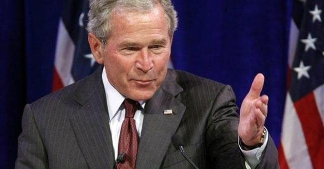 Bush Unplugged--and Unappreciated