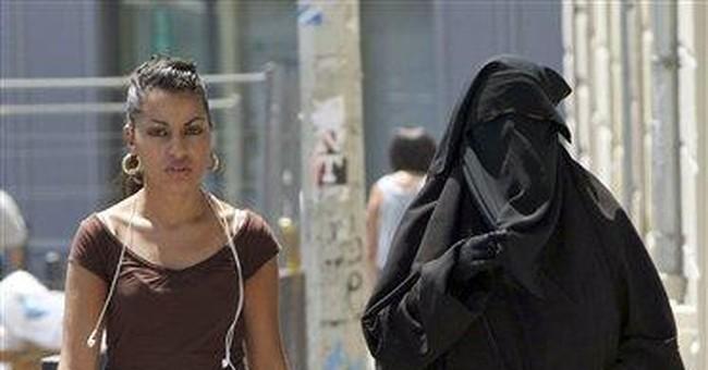 Blaming the Burqa