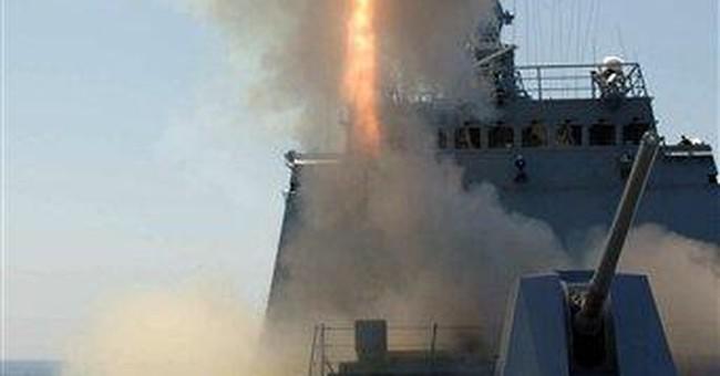 Ballistic Missile Defense Dependence Day