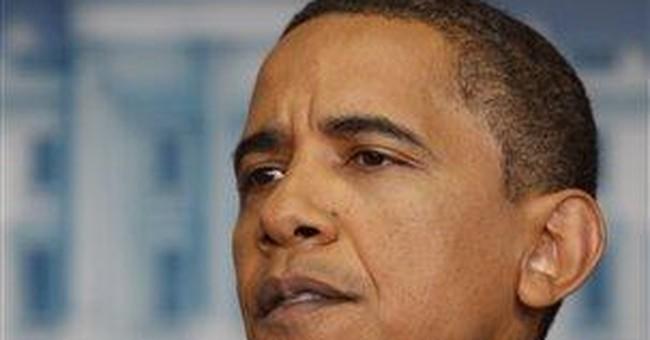 The Adolescent Angst of Barack Obama