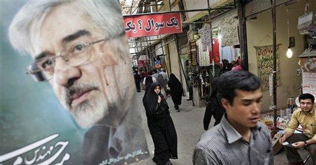 Hope and Change in Iran