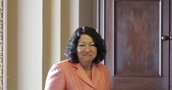 Death, Taxes, and Judge Sotomayor