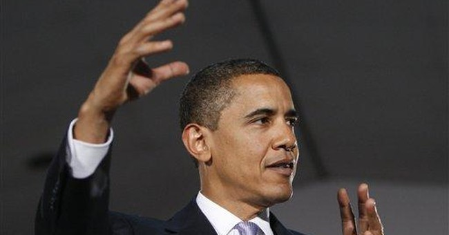 Obama: Sowing the Seeds of Vulnerability
