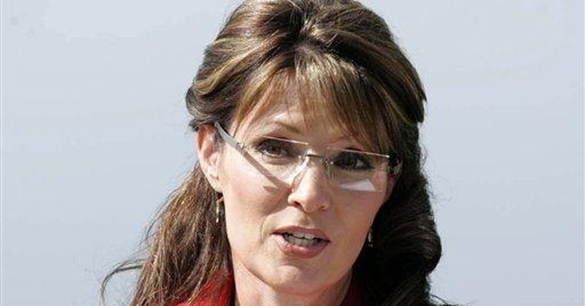 Sarah Palin: A Collapsed Souffle