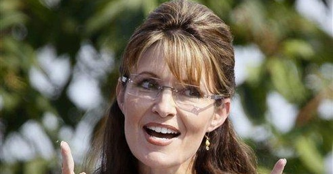 Palin's Poll Numbers Falling! But What About Obama's?!