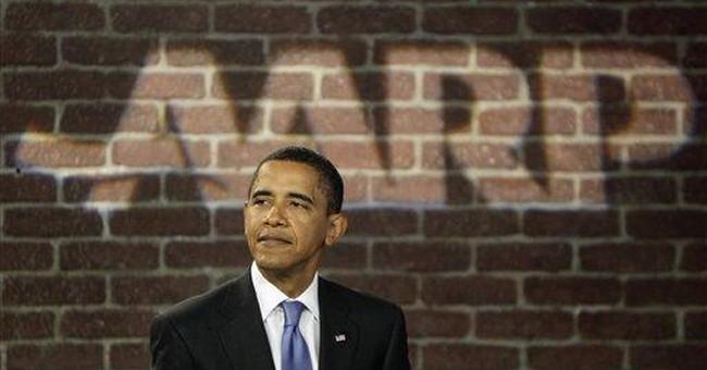 AARP Exodus Illustrates Obamacare's Effects On Seniors