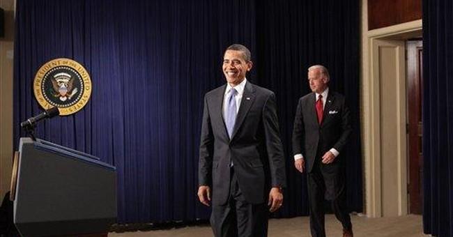 Beware Obama's Trojan Horse