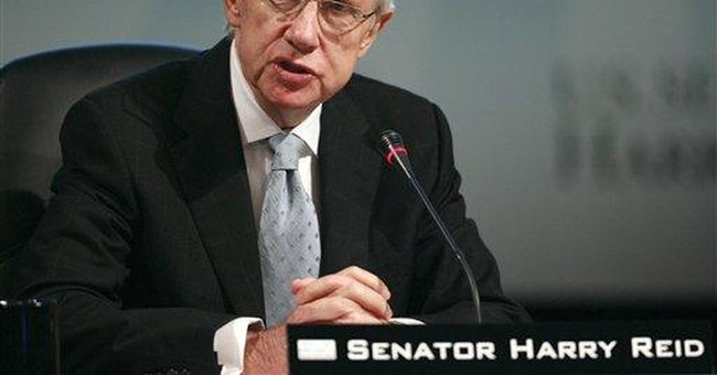 Five Questions for Senator Reid's Town Hall