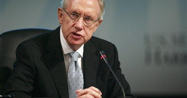 Five Questions for Senator Reid's Town Hall
