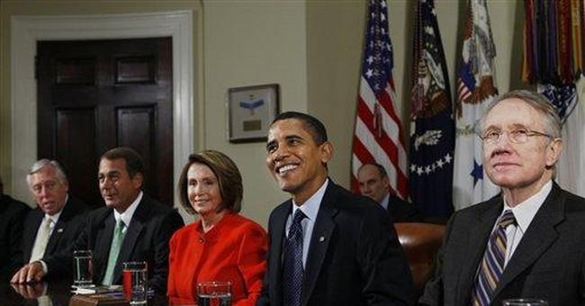 Nancy Pelosi's New Deal