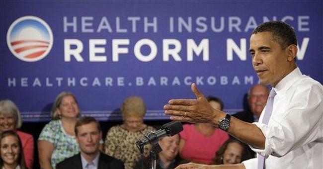 No Justice in Dems Politicizing Health Care