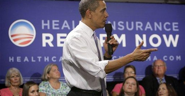 ObamaCare: No Dream For My Father