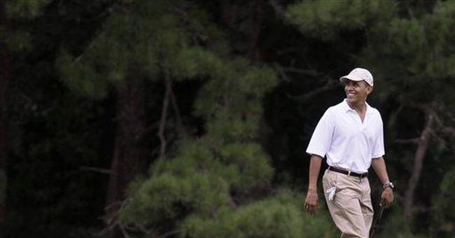 Obama's Bummer of a Summer