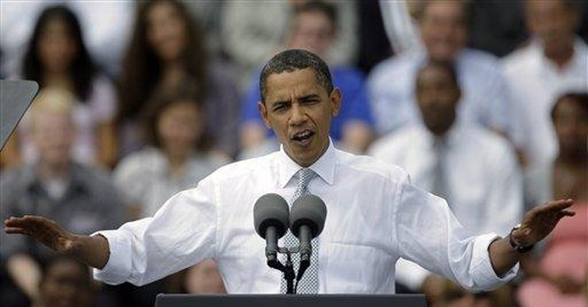 Obama Hits Anti-Government Nerves