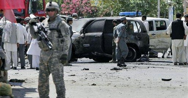 Prolonging Futility in Afghanistan