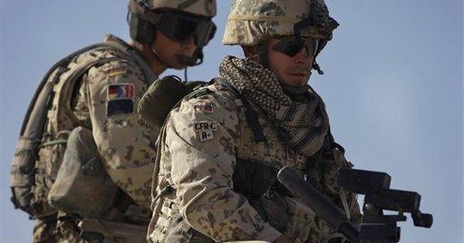 The AP's Decision To Exploit a Marine's Death