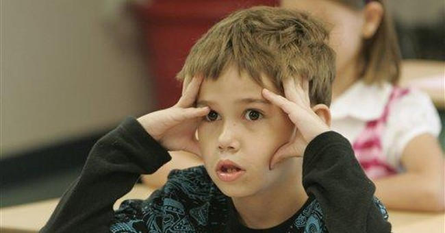 Training Kids to Be Obama's Servants