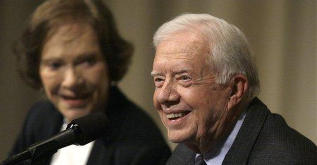 Jimmy Carter's Ill-Advised Effort to Atone