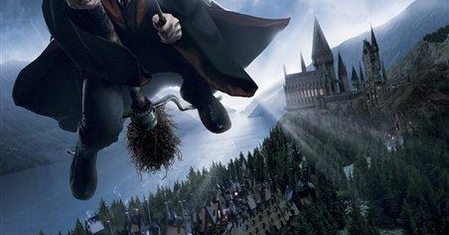 What Washington Can Learn From Harry Potter
