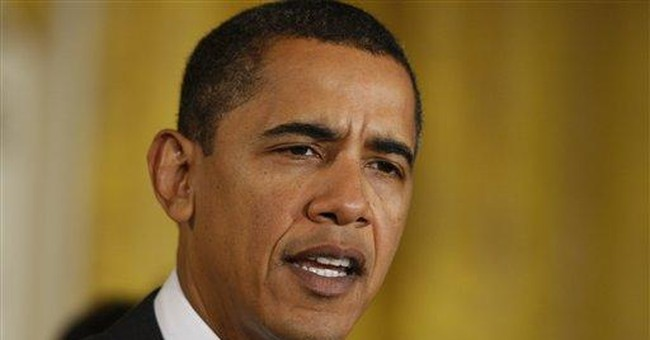 Barack's Horrible Beginning
