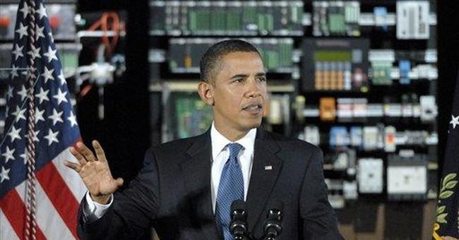 David Brooks is Impressed With Himself and... Obama
