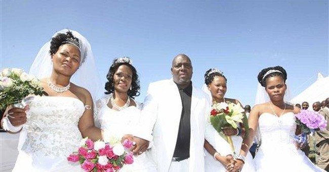 Obama Makes Polygamy a 21st-Century Issue