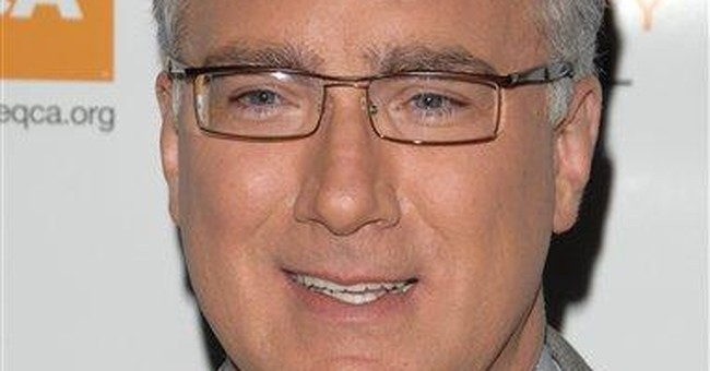 Matthews and Olbermann Now Openly Fighting Over Obama