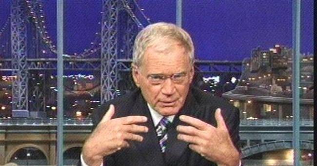 David Letterman, Cad