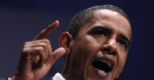 Can Obama Rise to Harding's Level?