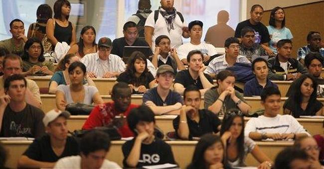 A Minority View: Academic Dishonesty