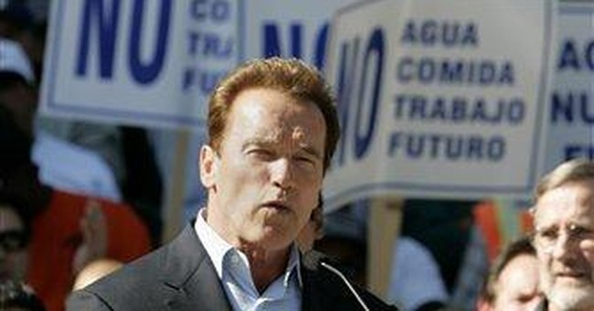 Schwarzenegger Signs Racial Quota Bill