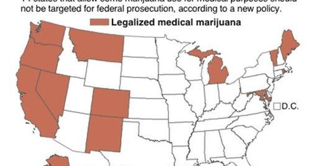 Correction: Medical Marijuana story