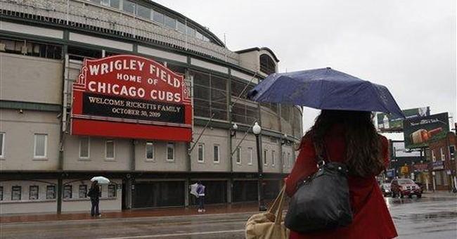 Time To Tear Down Wrigley Field?