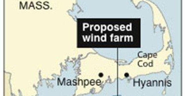Kerry urges feds to OK loans for Cape Wind project
