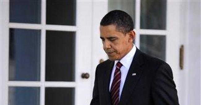 Obama Needs Leadership Transfusion