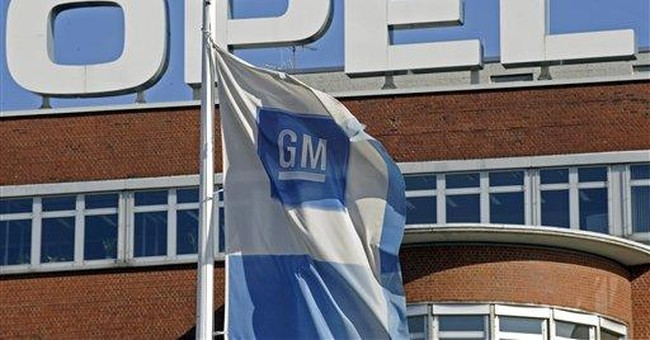 German state governors press GM on Opel future