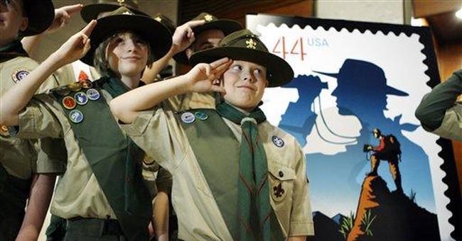 White House vs. Boy Scouts, Part 2