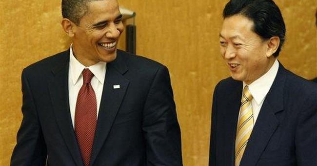"""Obama Has a """"Boundaries"""" Problem"""