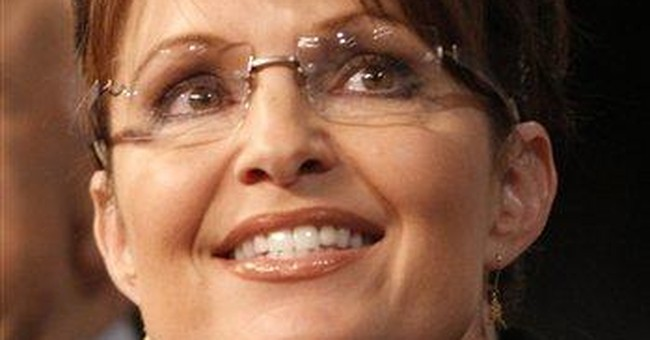Sally Quinn on Sarah Palin -- Versus Reality