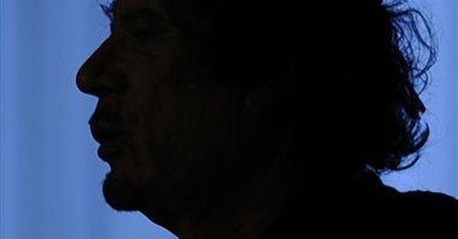Gadhafi Shifts Tactics: Pick-up Trucks and Human Shields