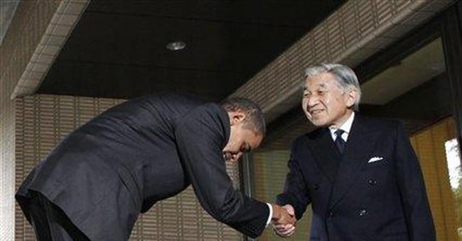 Obama's Doubletalk on Political Dissent