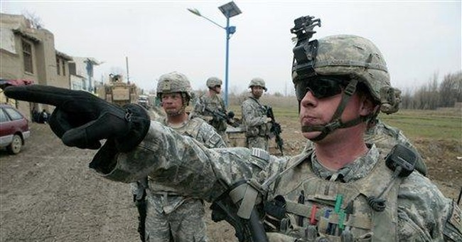 Give Thanks for the Troops