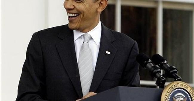 Will Obama Seize His Big Mac Moment?